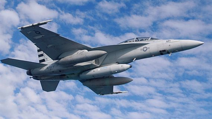Boeing to install infrared search and track systems on Navy carrier-based jet fighters