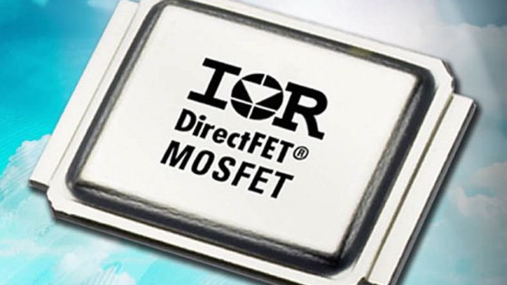 MOSFET power devices for space-constrained industrial applications introduced by IR