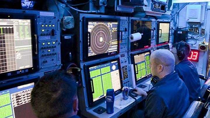 Lockheed Martin to refresh signal-processing technology in Navy's fleet of submarine sonar systems