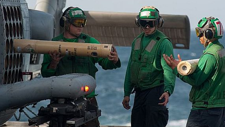Navy orders new supplies of anti-submarine sonobuoys for ocean surveying, tracking, and attack