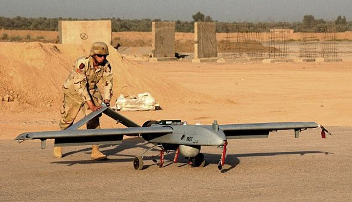 U.S. spending on unmanned aerial vehicles (UAVs) to reach $15 billion by 2020, market researcher says
