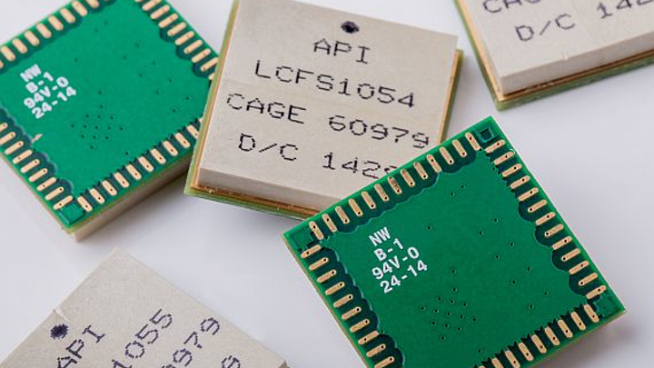 Configurable frequency synthesizers for SIGINT, EW, SATCOM, and radar introduced by API