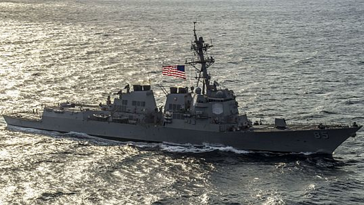 Navy chooses five companies to install shipboard networking equipment as part of CANES program