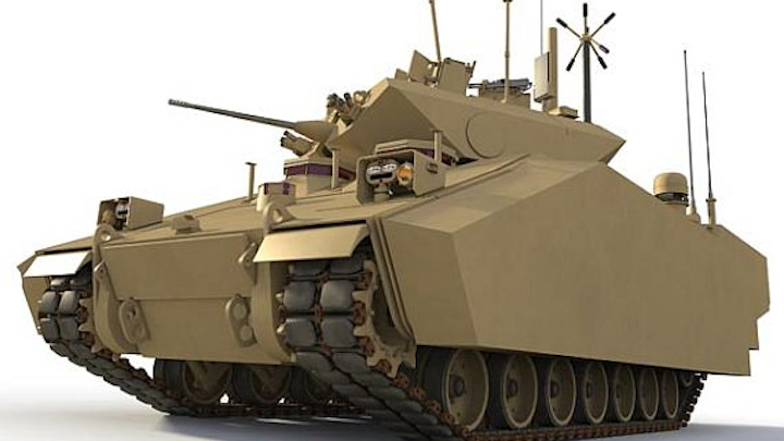Army asks BAE Systems and General Dynamics to recycle GCV vetronics for Future Fighting Vehicle