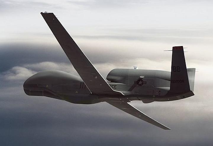 Air Force orders three Block 30M RQ-4B Global Hawk UAVs for high-altitude surveillance