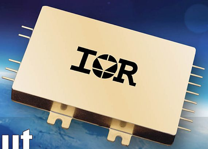40-Watt rad-hard DC-DC converters for digital and analog spacecraft power introduced by IR