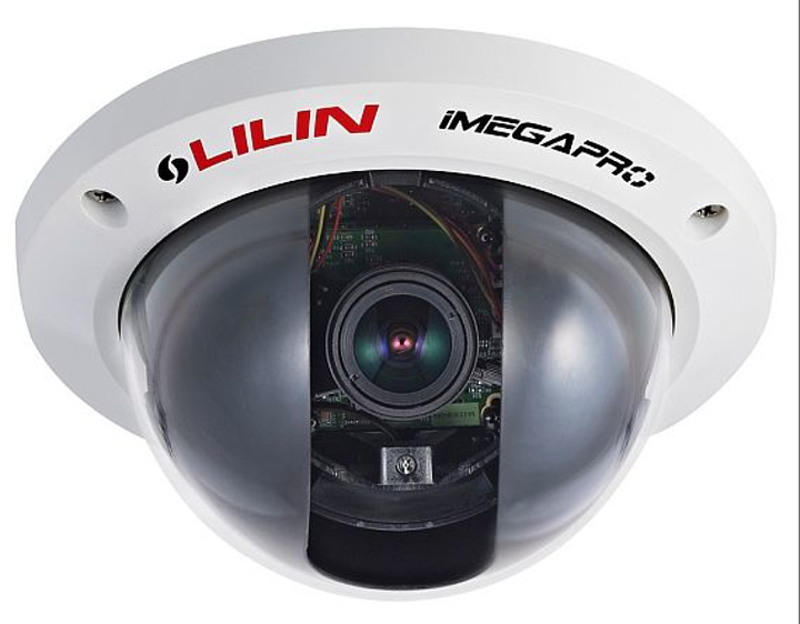 HD 1080-pixel speed dome IP camera for wide-area surveillance introduced by LILIN