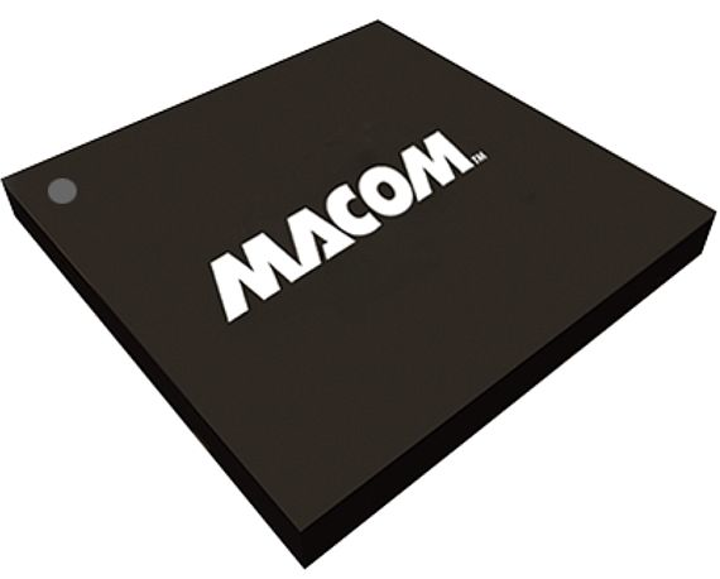 High-power GaAs MMIC amplifier for X-band communications and radar introduced by M/A-COM