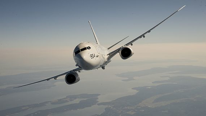 Navy prepares to ramp-up production of P-8 Poseidon maritime patrol jets for U.S. and Australia