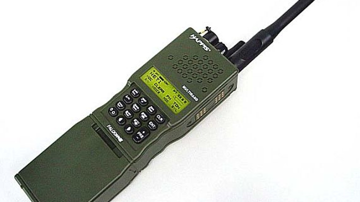 Air Force special operations orders 1500 AN/PRC-152A software-defined radios from Harris RF