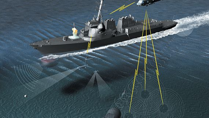 Navy asks Lockheed Martin for AN/SQQ-89A(V)15 shipboard ASW systems in $59.7 million contract