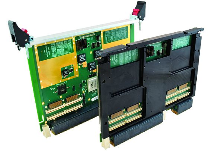 OpenVPX carrier cards for industrial, defense, and scientific uses introduced by Acromag