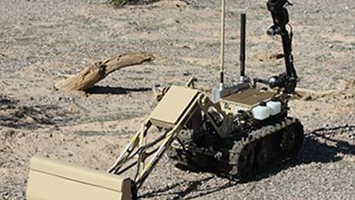 Army chooses Carnegie Robotics to develop mine-hunting sensor payloads for ground robots