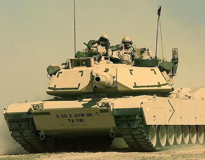 Demand for military armored vehicle upgrades and retrofits to hit $4.76 billion this year