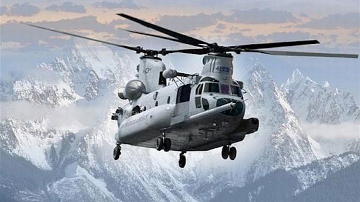 Army and Boeing work together to beef-up electrical system on advanced CH-47 Chinook helicopters