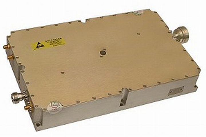 GaN RF and microwave amplifier for X-band radar applications introduced by Comtech PST