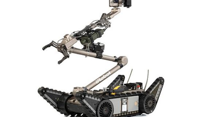 Canadian military chooses iRobot UGVs to detect chemical agents, explosives, and radiation