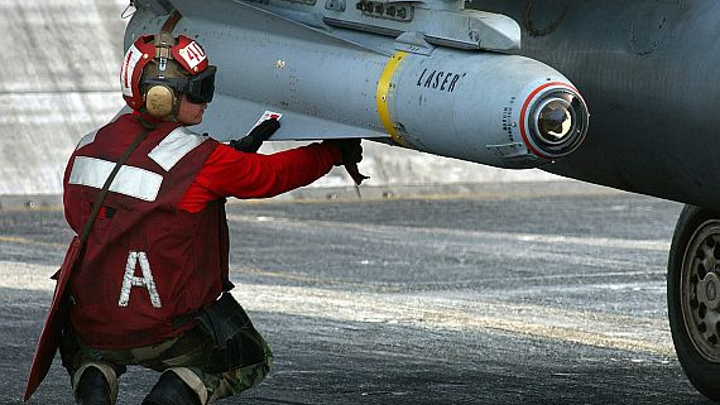 Raytheon to upgrade TV-guided Maverick air-to-ground missiles with the latest laser guidance