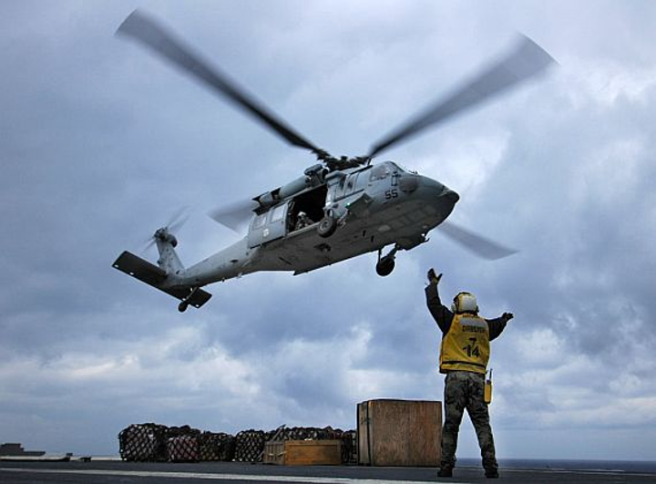 Lockheed Martin to upgrade Terrain Awareness Warning System software on MH-60 ship-based helicopters