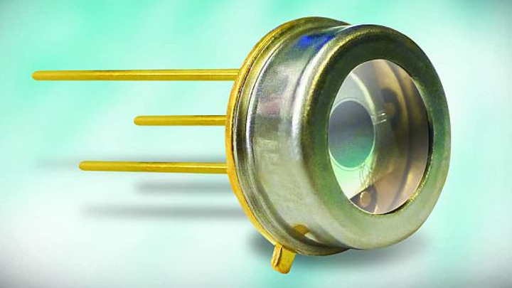 Photodiode for stability after extreme ultraviolet conditions introduced by Opto Diode