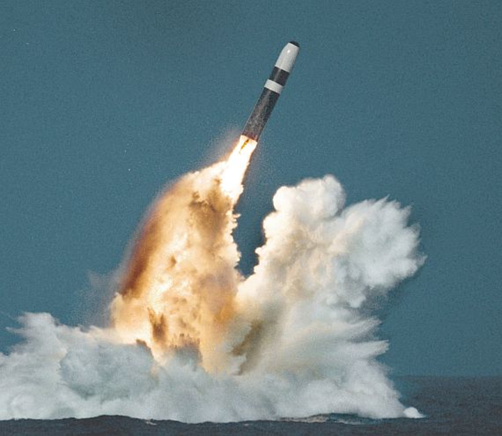 Lockheed Martin to build Trident submarine-launched ballistic missiles in potential $828.4 million deal