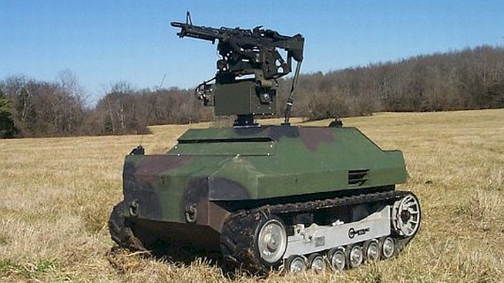 Global demand for unmanned ground vehicles (UGVs) to grow five-fold over next six years