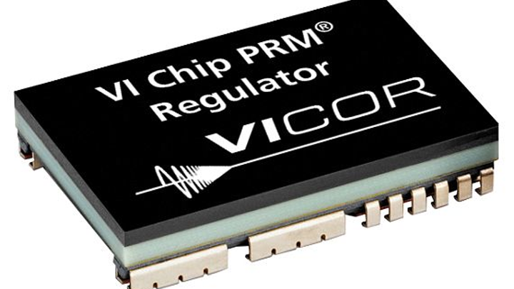 Power PRM for UAVs and other SWAP-constrained military applications introduced by Vicor