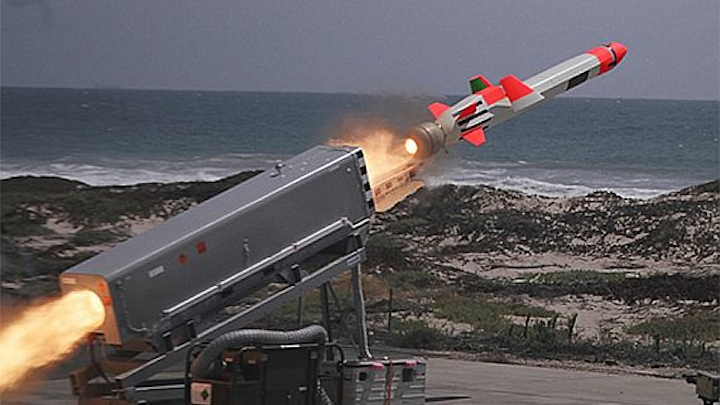 Navy chooses contract manufacturer Sechan to build components for ship self-defense system