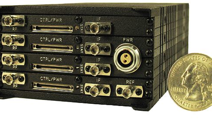 DRS unveils next-generation RF and microwave digital and analog tuners aimed at UAV applications