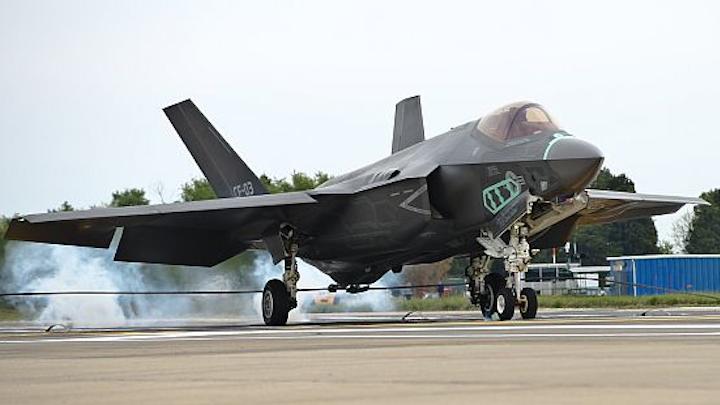 Navy chooses Lemoore Naval Air Station, Calif., as home base for Pacific Fleet F-35 aircraft