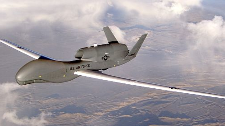 Air Force asks Northrop Grumman to stiffen Global Hawk UAV defenses against cyber attacks
