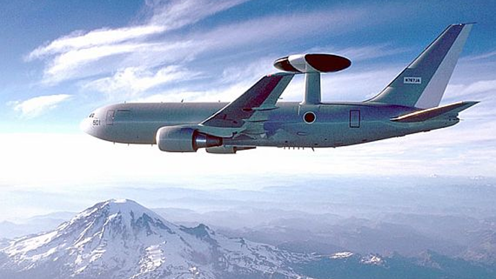 Boeing to upgrade onboard computers and electronics for Japan's fleet of E-767 AWACS aircraft