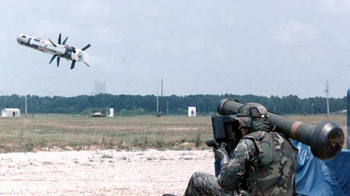Raytheon/Lockheed Martin joint venture to build Javelin anti-armor missiles U.S. and allied forces