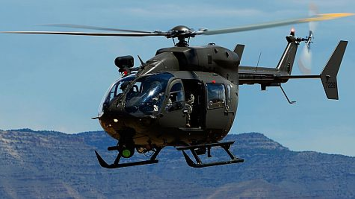 Army orders 17 radio-equipped UH-72 Lakota utility helicopters from Airbus in $82.9 million deal