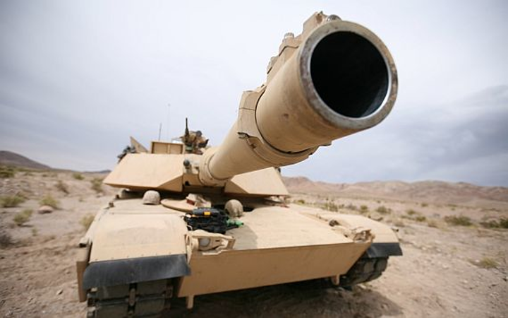 Military chooses resolver motion-control devices from Kearfott to help keep tank guns on target