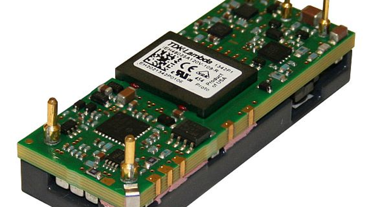 Isolated DC-DC converters for information and communications gear introduced by TDK-Lambda
