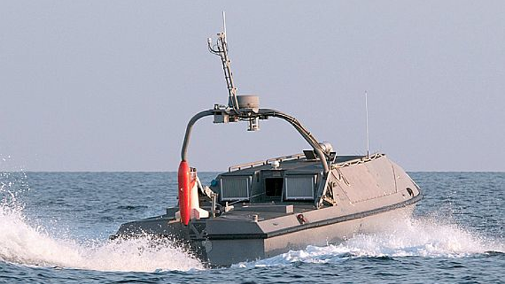 Navy chooses AAI Textron to provide mine-hunting unmanned boat for Littoral Combat Ship