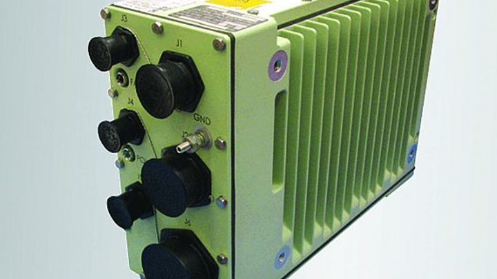 Vetronics processing and network switch for military ground vehicles introduced by Curtiss-Wright