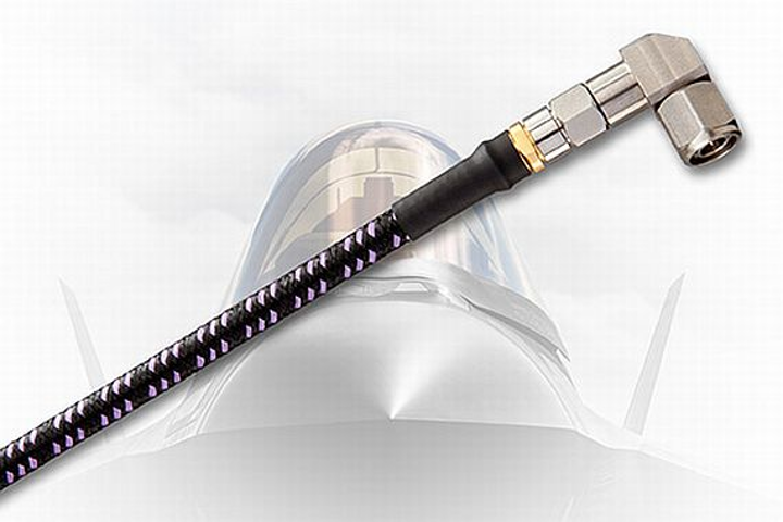 Rugged RF and microwave cable with low insertion loss for aerospace uses introduced by Gore