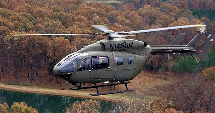 Light military helicopter market to decline over the next 15 years, says Forecast International