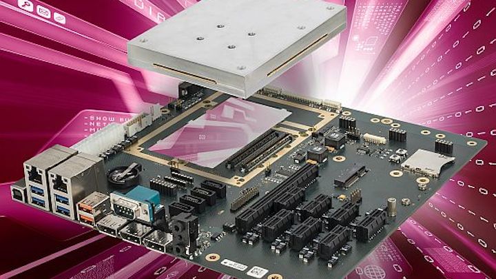 Carrier board for rugged COM Express modules in demanding environments introduced by MEN Micro