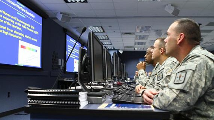 Air Force eyes digital radio technologies for spectrum warfare and jam-resistant AESA radar