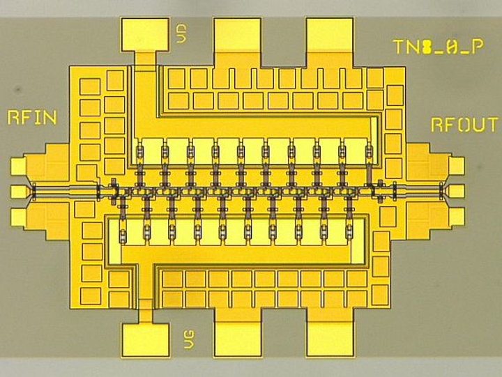 Terahertz chip offers new applications in sensors, communications, and collision avoidance