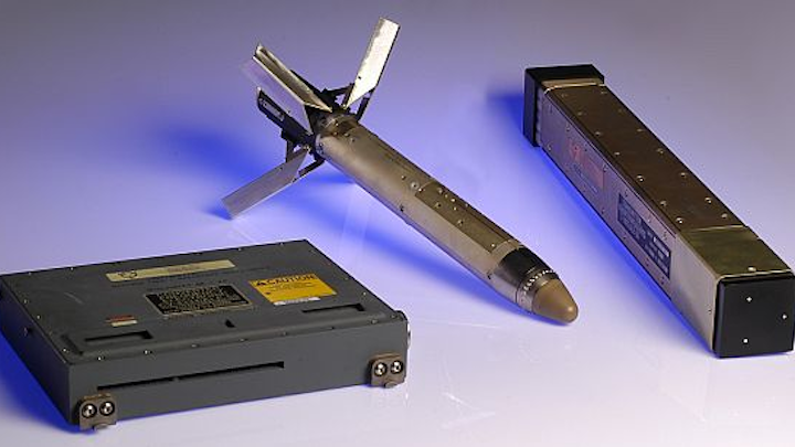 Navy asks BAE Systems to build T-1687/ALE-70(V) electronic warfare (EW) towed decoys for F-35
