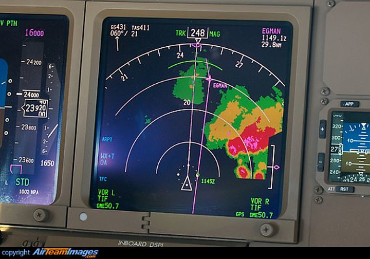 Marine Corps chooses 3D weather radar avionics from Honeywell for upgrade of KC-130T aircraft