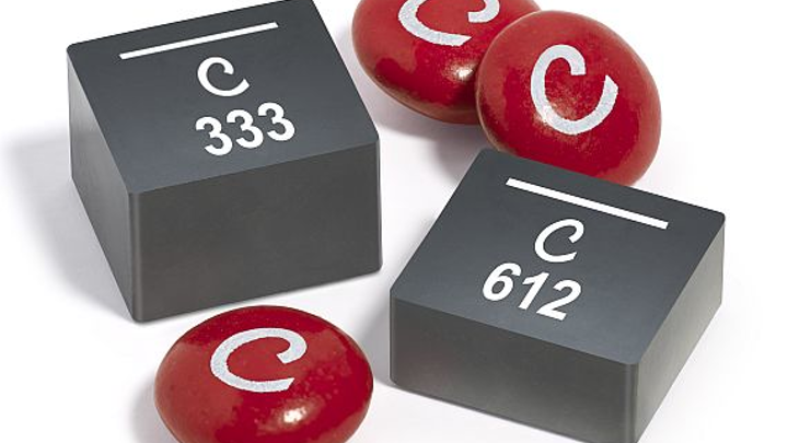 Rugged magnetically shielded power inductors for VRM and VRD uses introduced by Coilcraft