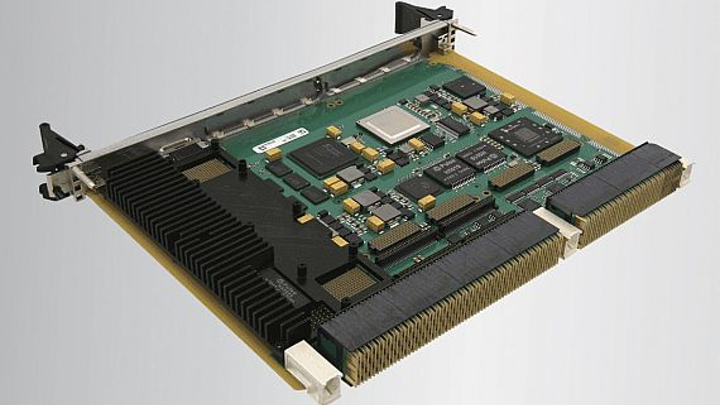 Lynx offers security-critical software support for Curtiss-Wright VPX6-187 embedded computing