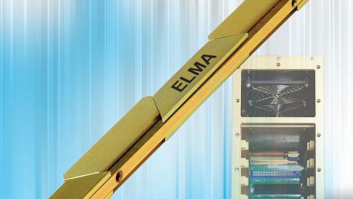 Circuit board lock retainers for military and aerospace embedded computing introduced by Elma