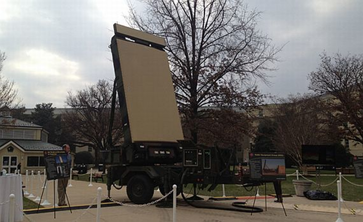 Marines ask Northrop Grumman to switch G/ATOR radar computers from