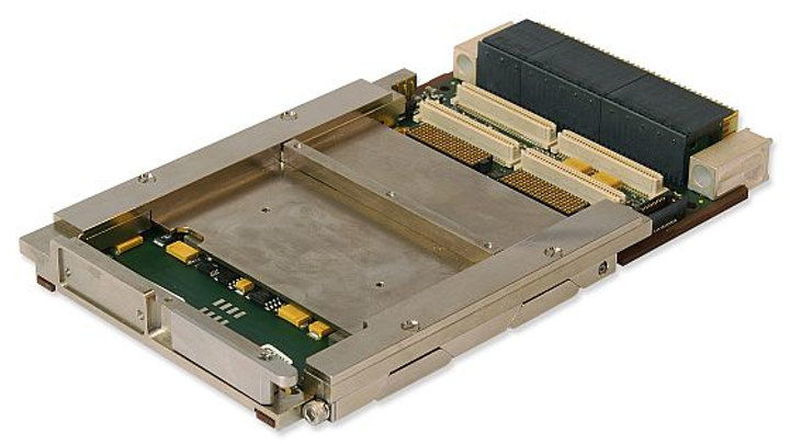 Rugged 3U OpenVPX single-board computer for mission computing and ISR introduced by GE